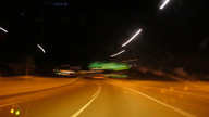Time-Lapse Video:  5 Miles-per-Second
