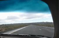 Time-Lapse Video:  Utah to California